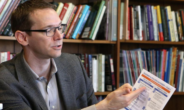 The best fit for TEA Commissioner Mike Morath's child? A 'C' school