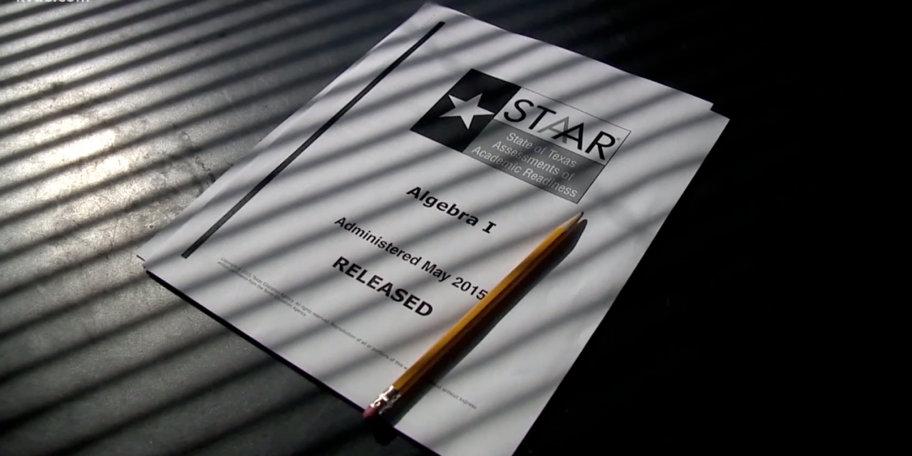 State rep. urges Texas to reconsider stance on STAAR testing, issue federal waiver