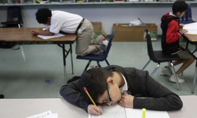 Commentary: Standardized Tests a poor yard stick