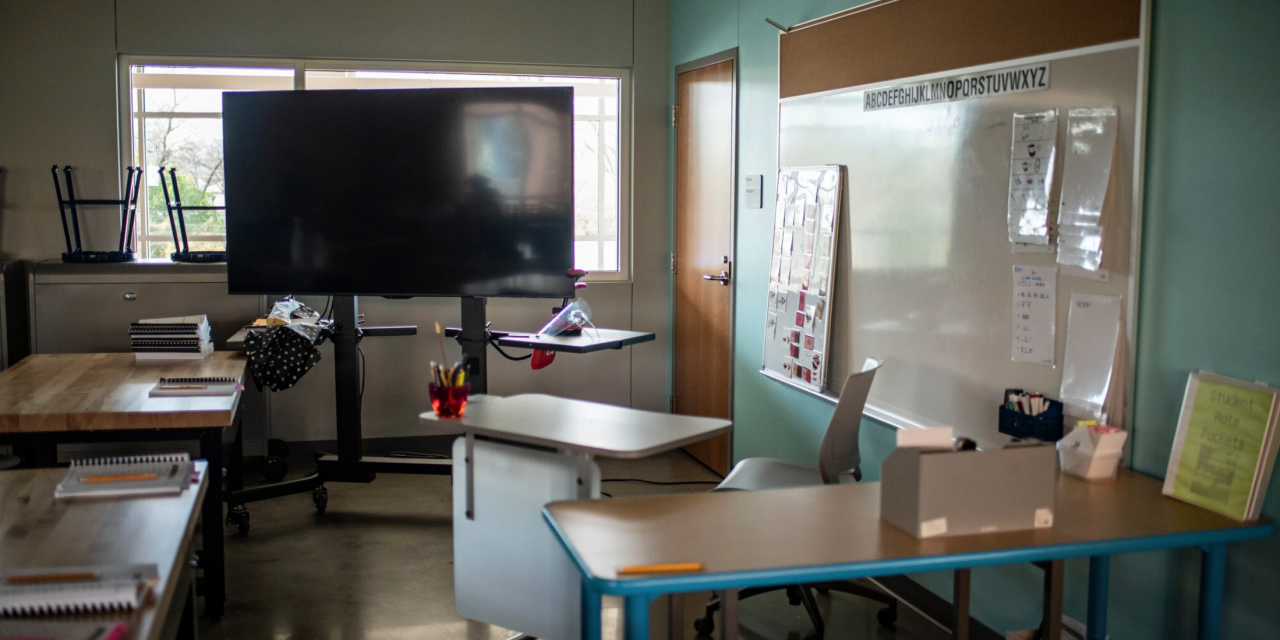 Public Schools Face Funding 'Death Spiral' as Enrollment Drops